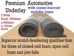 Car Carpet Underlay Sound Proofing Sound Deadening Underfelt