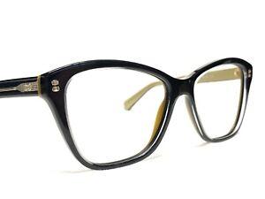 Dolce & Gabbana DG3249 2955 Womens Black Cat's Eye Rx Eyeglasses Frames 53/16