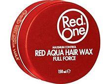 RedOne AQUA HAIR WAX Full Force RED 150 ml /5oz