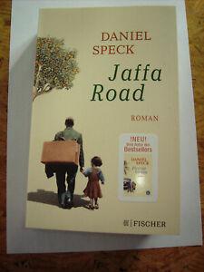 Jaffa Road von Daniel Speck (2021, Taschenbuch) Fischer Verlag