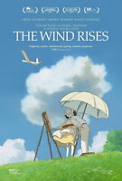 62884 THE WIND RISES FILM Decor Wall Print POSTER
