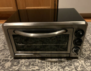KitchenAid KC010050B Cubic Foot Countertop Toaster/Broil/Bake Convection Oven