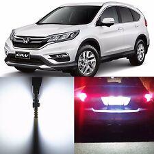 Alla Lighting License Plate Light 168 2825 194 White LED Bulb for Honda CR-V CRZ