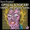 popart tarot card cards deck book guide rare vintage oracle sIbyl tell fortune