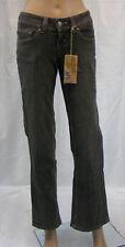 ★ AJC by Arizona ★ 34 (K-Gr. 17) Jeans grau grey ~ niedrige Bundhöhe Hüfthose