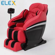 New 3D MASSAGE CHAIR ZERO  GRAVITY MUSIC FULL BODY MASSAGER Aroma Model