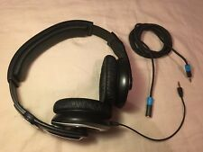 Sennheiser HD 335s Universal Wired Headset (HD335S-NR) + 10ft maplin cable