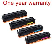 4 non-OEM ink toner cartridge for HP LaserJet Pro 400 m475dn color laser Printer
