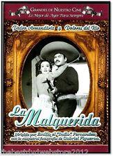La Malquerida DVD NEW Pedro Armendariz Dolores Del Rio !Grandes De Nuestro Cine!