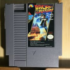 Back to the Future (Nintendo Entertainment System, 1989) Cartridge Only