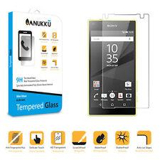Pellicola Vetro Temperato Anukku 0.26mm Protettiva Per Sony Xperia Z5 Compact