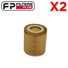 2 x WCO161 Wesfil Oil Filter - Suits Ford Ranger / BT50 2.2L & 3.2L  - R2720P