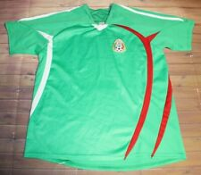 Football Mexico Futbol Federation Mexican National Soccer Jersey Shirt Large