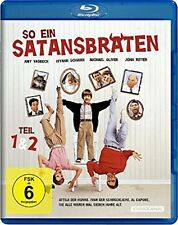 So ein Satansbraten - Teil 1 & 2 Blu-ray (1+2) - NEU OVP