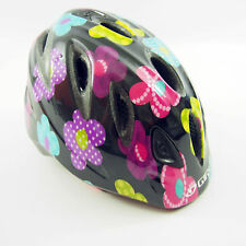 Giro Rascal Bike Helmet Kids Girl's S/M 46-50cm Hot Pink Flower