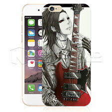Tokyo Ghoul Bloody Anime Phone Case Cover For iPhone 4/5/6s/6 Plus&Samsung S5/6
