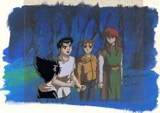 Anime Cel Yu Yu Hakusho #134