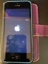 iPhone 5c (Blue) 12 GB (AT&T)