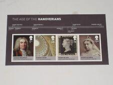 Gb 2011 Miniature Sheet Ms3229 - The Age of The Hanoverians - Mini Mint (1D)