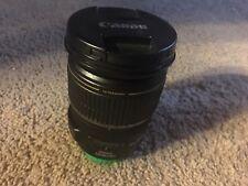 Canon EFS 17-55mm f/2.8 USM Lens