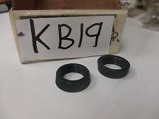 NOS Kawasaki Z1 KZ900 KZ1000 Ignition Switch Lock Nut 27007-004 Set Of 2