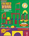 TOOTSIETOY - 50 PC COLORED WOOD BLOCKS        ZTT-4045