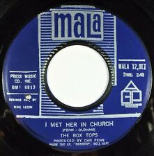 The Box Tops – People Gonna Talk / I Met Her In Church – Mala 45