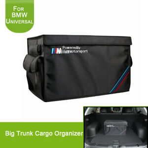 Foldable Car Trunk Cargo Organizer for BMW M Sport x1 x3 x5 x6 3 series 5 series