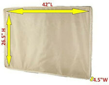 "Hentex Outdoor Patio Furniture Flat Screen TV Cover Scratch-Free Interior 42"""