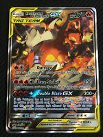 Pokemon TCG : SM PROMO RESHIRAM & CHARIZARD GX SM201