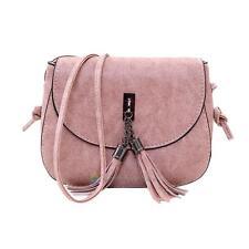 Women Tassel Handbag Shoulder Bags Tote Purse Messenger Satchel Bag Cross Body