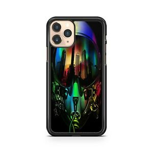 Colourful Astronaut Spaceman Skyscrapers Galaxy Space Cool Phone Case Cover