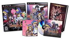 Ps3 juego Disgaea 4 a Promise unforgotten Premium Edition nuevo