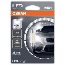 OSRAM LED 1x C5W 264 6441CW-01B Festoon Cool White 6000K Interior Bulb 41mm
