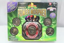 New listing Bandai, Power Rangers Mighty Morphin (96605) Legacy Power Morpher Coin Toy