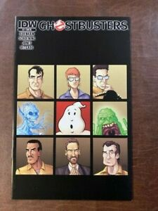 IDW Ghostbusters Ongoing #4 1:10 Burnham Comic Great Deal!!