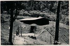POINTE NOIRE 1936 - Dépôt d'Explosifs Travaux Chemin de Fer  - Congo  PCH 191