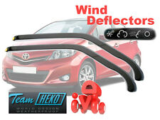 TOYOTA Auris 2007 - 2012  5.doors Wind deflectors 4.pc  HEKO  29390