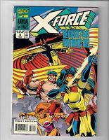 Marvel Comics X-Force Atraitor Amonc Us...Annual #3 Annual 1994 Comic.#131764D*5
