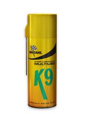 BARDAHL-Olio spray multiuso K9,svitol,Antiruggine,Sbloccante Professionale 400ml