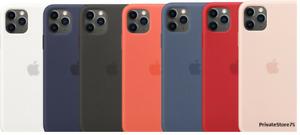 Coque iphone apple protection étui housse original silicone iphone 11 pro 12 pro
