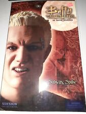 Buffy The Vampire Slayer Subway Spike Sideshow 1/6 MISB FREE SHIPPING
