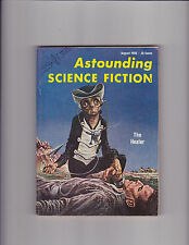 Street & Smith's Astounding Science Fiction August 1956 Pulp The Healer