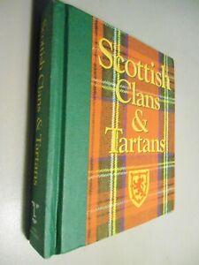SCOTTISH CLANS & TARTANS - Hardback - as new