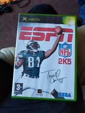 Original Xbox - ESPN NFL 2K5 Rare PAL version