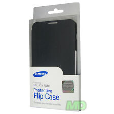 Samsung Galaxy Note Flip Cover Case Navy for AT&T i717 and T-Mobile T879