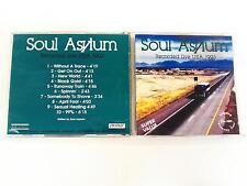 SOUL ASYLUM RECORDED LIVE USA 1993 CD