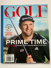 **JON RAHM US OPEN USA GOLF MAGAZINE SEPTEMBER OCTOBER 2020**