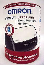 Omron EVOLV Model BP7600 Blood Pressure Monitor Smartphone Compatible NEW SEALED