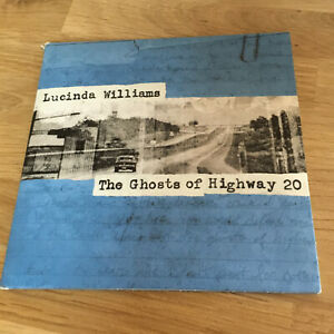 Lucinda Williams – The Ghosts Of Highway 20 - CD EX !!!!